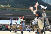 下谷の太鼓踊り1