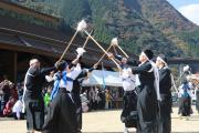 高野の棒踊り2