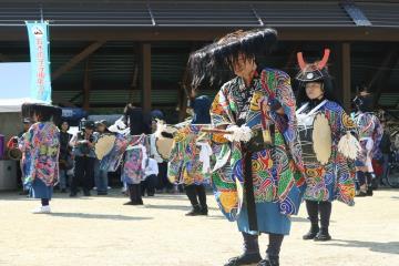下谷の太鼓踊り3