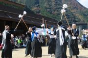 高野の棒踊り3