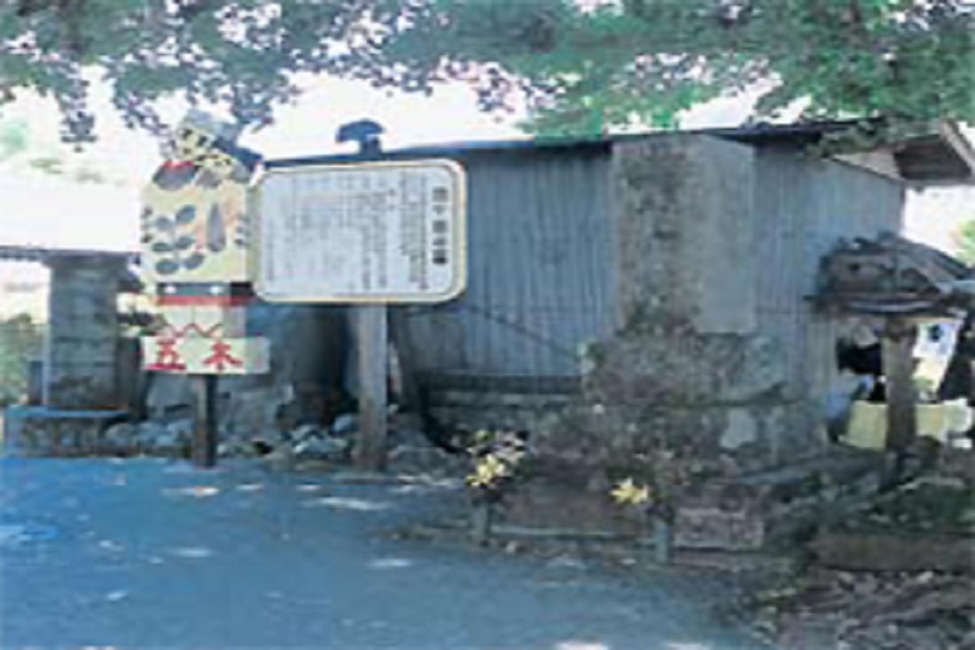 熊ケ嶽猪之介の墓